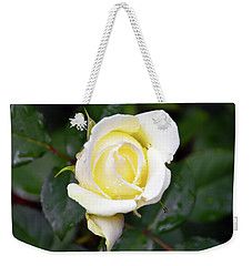 Yellow Rose 1 Weekender Tote Bag