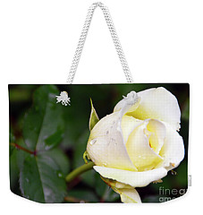 Yellow Rose 2 Weekender Tote Bag