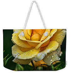 Yellow Rose Bs Weekender Tote Bag