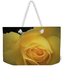 Yellow Rose Garden Two Weekender Tote Bag