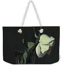 Yellow Rose No. 3 Weekender Tote Bag