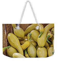 Yellow Squash Weekender Tote Bag