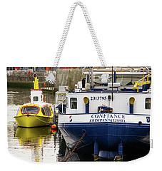 Yellow Submarine Weekender Tote Bag