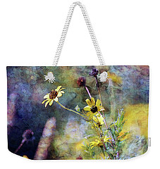 Yellow Wildflowers 3230 Idp_2 Weekender Tote Bag