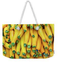 Yellow Zucchini Weekender Tote Bag