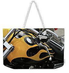 Yellowjacket Weekender Tote Bag