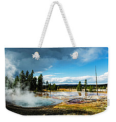 Yellowstone Colors #1 Weekender Tote Bag