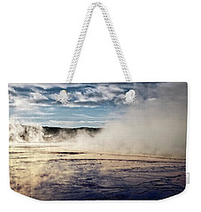 Yellowstone Colors #10 Weekender Tote Bag