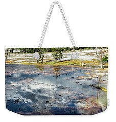 Yellowstone Colors #4 Weekender Tote Bag