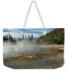 Yellowstone Colors #5 Weekender Tote Bag