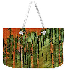 Yellowstone On Fire 2 Weekender Tote Bag