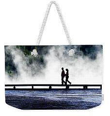 Yellowstone Walkers Weekender Tote Bag