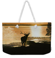 Yellowstone's Monarch Weekender Tote Bag