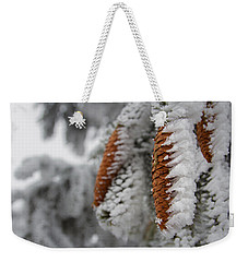 Yep, It's Winter Weekender Tote Bag