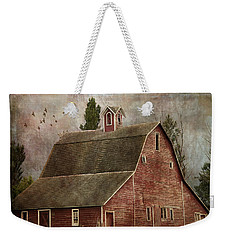 Yesterday Weekender Tote Bag