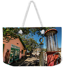 Weekender Tote Bag featuring the photograph Yesterdays by Glenn DiPaola