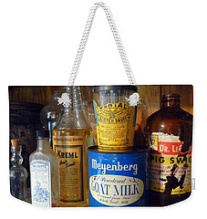 Yesteryear's Goods Weekender Tote Bag