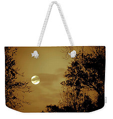 Yesteryears Moon Weekender Tote Bag