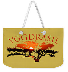 Yggdrasil- The World Tree Weekender Tote Bag