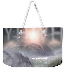 Yhwh Weekender Tote Bag