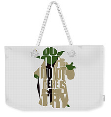 Yoda - Star Wars Weekender Tote Bag