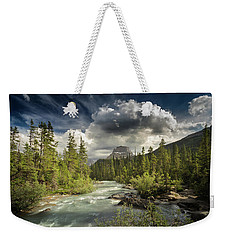 Yoho National Park Weekender Tote Bag