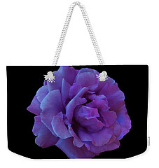 Weekender Tote Bag featuring the photograph Yolanda by Mark Blauhoefer