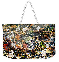 York Beach Shore Weekender Tote Bag