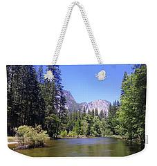 Yosemite Lifestyle Weekender Tote Bag