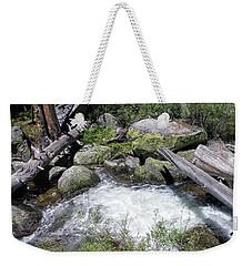Yosemite Whitewater Weekender Tote Bag