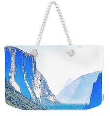 Yosemite-3 Weekender Tote Bag