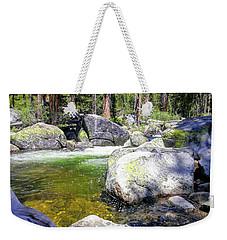 Yosemite Alive Weekender Tote Bag