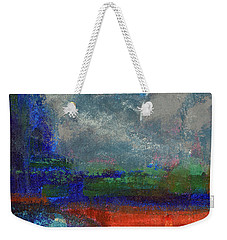 Yosemite Fall Reflections  Weekender Tote Bag by Walter Fahmy