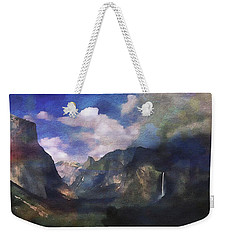 Yosemite H2o Color Weekender Tote Bag