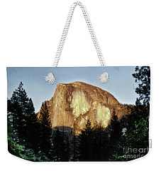Yosemite Half Dome Landscape Weekender Tote Bag