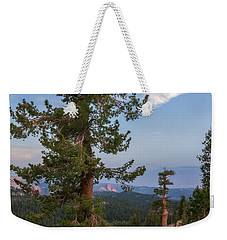 Half Dome From May Lake Weekender Tote Bag
