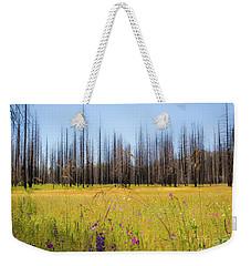 Yosemite Juxtaposition By Michael Tidwell Weekender Tote Bag