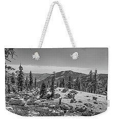 Yosemite Landscape Weekender Tote Bag
