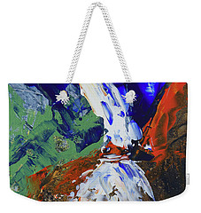 Yosemite Lower Falls  Weekender Tote Bag