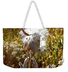 Yosemite Milkweed Weekender Tote Bag by Amelia Racca