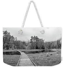 Yosemite Monochrome Weekender Tote Bag