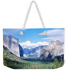 Yosemite National Park, California, Usa Weekender Tote Bag by Panoramic Images