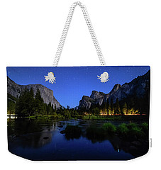 Yosemite Nights Weekender Tote Bag