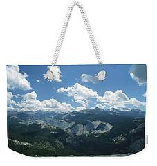 Yosemite Panoramic Weekender Tote Bag