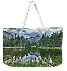 Yosemite Reflection Weekender Tote Bag