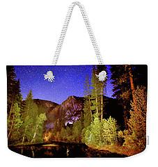 Yosemite Starry Night Weekender Tote Bag