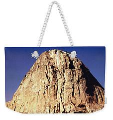 Yosemite Twilight Mountain Weekender Tote Bag