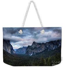 Yosemite Valley  Weekender Tote Bag