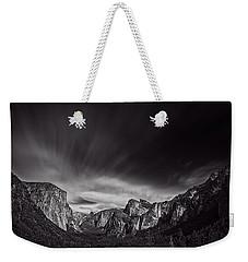 Yosemite Valley Weekender Tote Bag by Ian Good