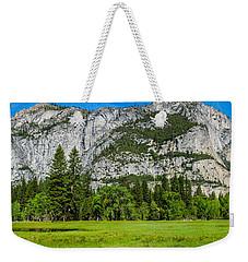 Yosemite Valley Meadow Panorama Weekender Tote Bag